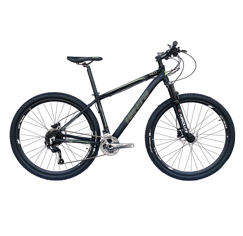 Bicicleta 29 Neo 27v Altus/Alivio Susp Trava no Guidao - Hihg One