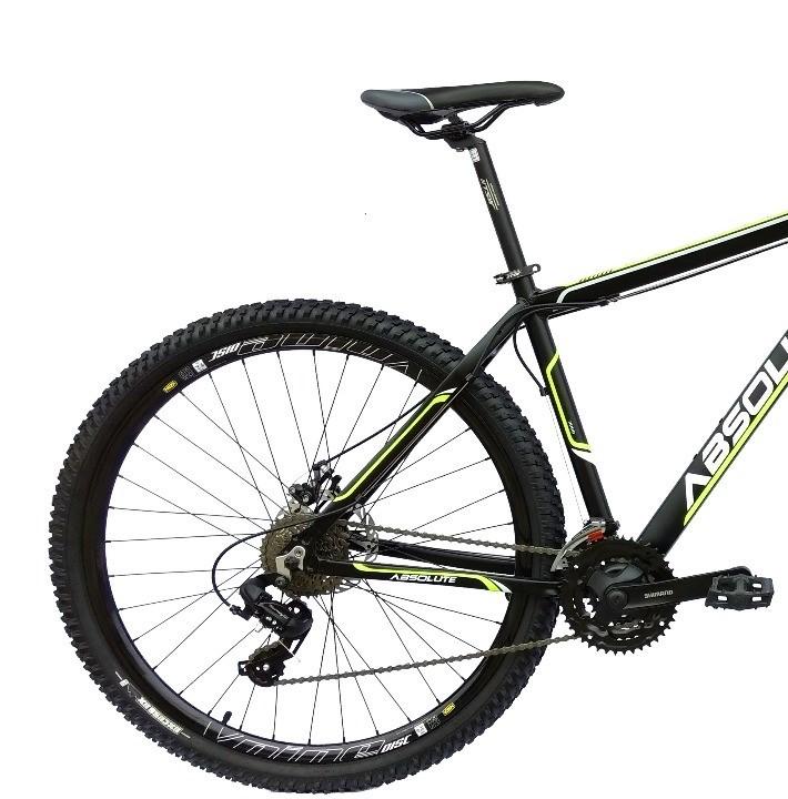 Bicicleta 29 Nero Absolute 24V Shimano Freio a Disco