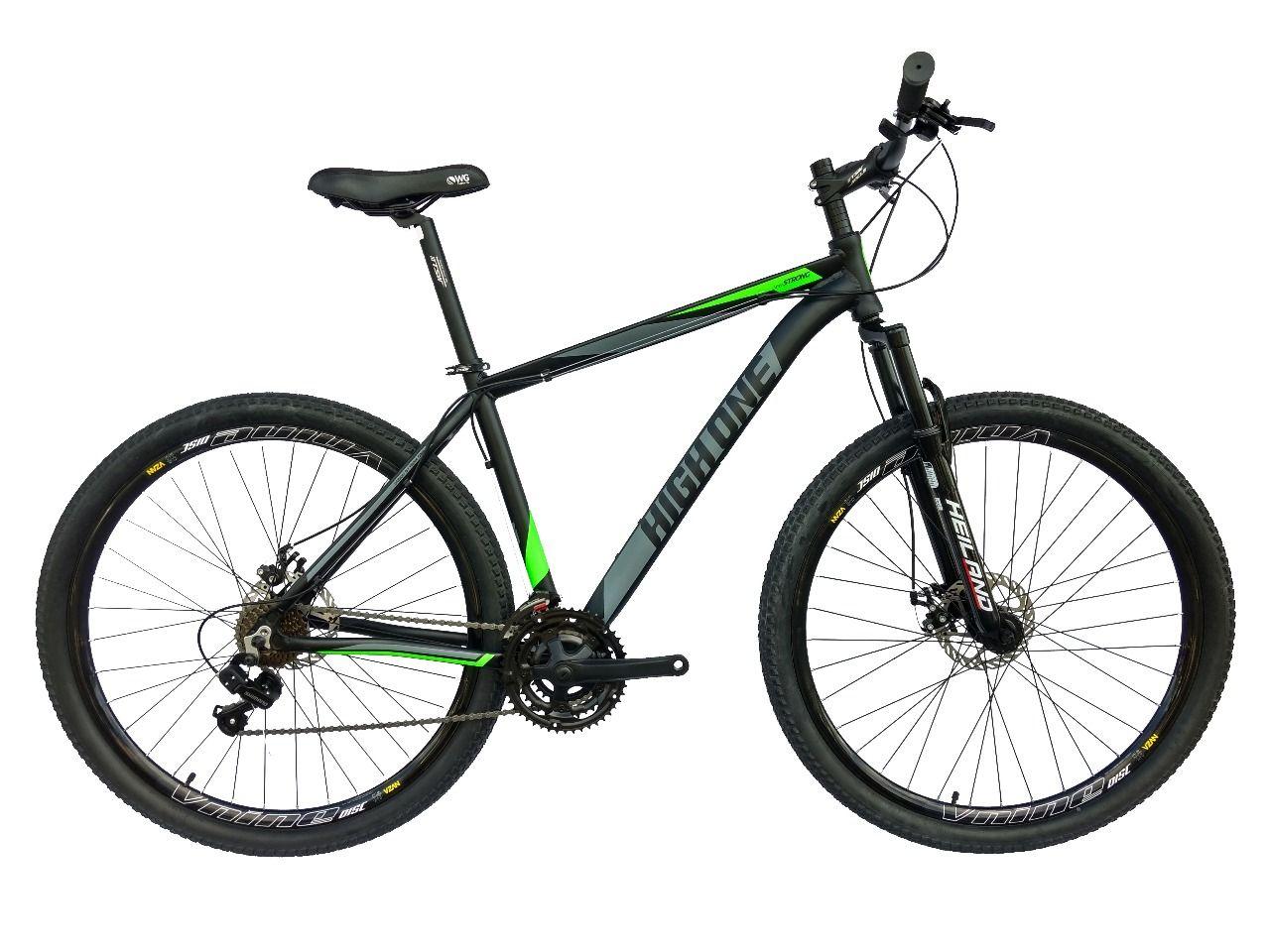 Bicicleta 29 New Strong High One 21V Cambios Shimano Freio a Disco Mecânico