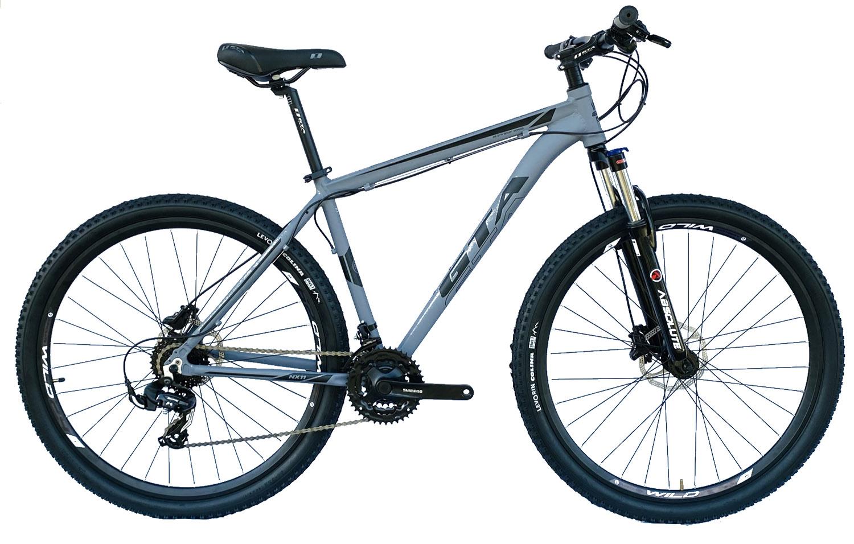 Bicicleta 29 NX 11 24V Freio Hidraulico Supensao com Trava no Ombro - GTA