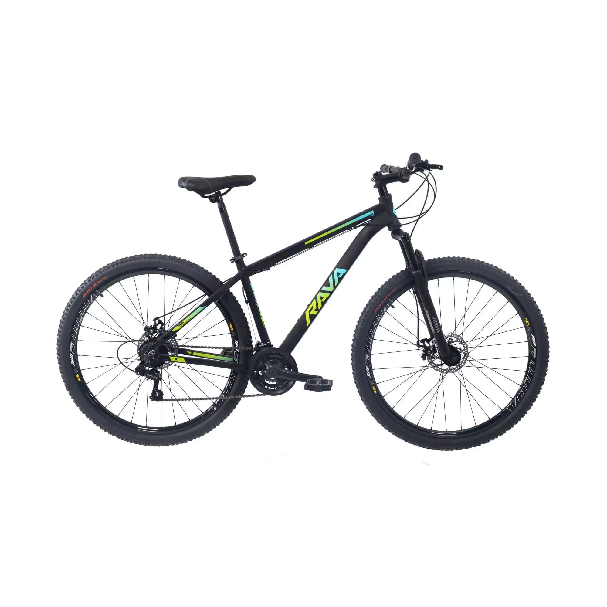 Bicicleta 29 Pressure 21v Freio a Disco Diversas Cores - Rava