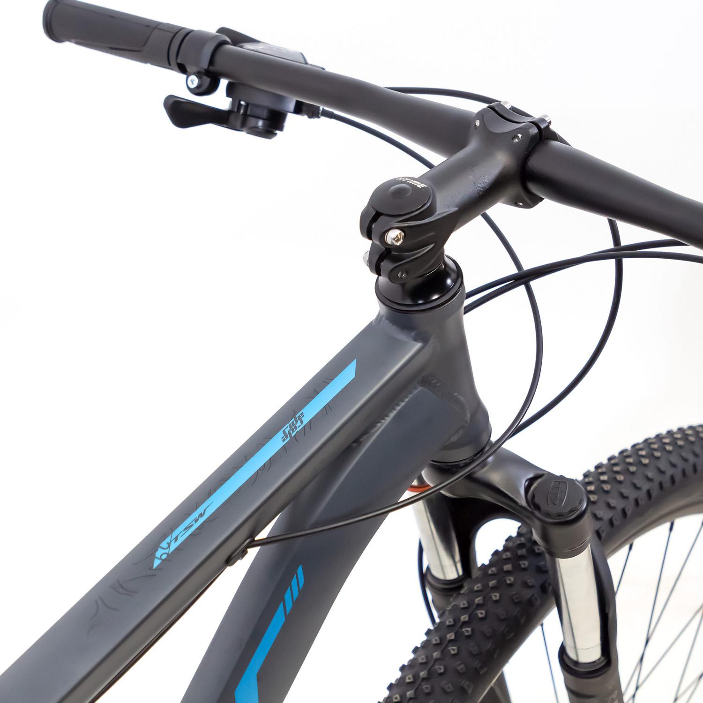 Bicicleta 29 Ride 21v Cinza/Azul - TSW