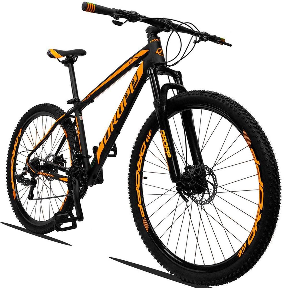 Bicicleta Aro 29 21v Cambios Shimano, PDV Aluminio - Dropp