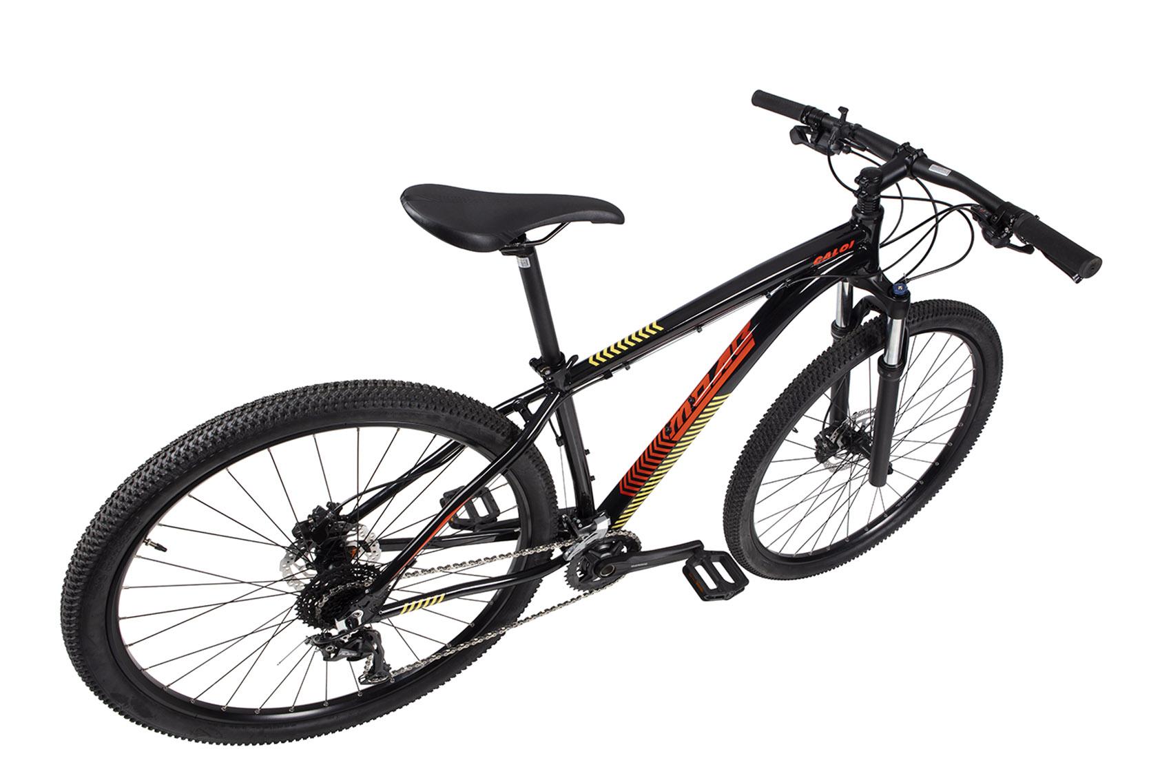 Bicicleta Aro 29 Moab 18v Shimano - Caloi