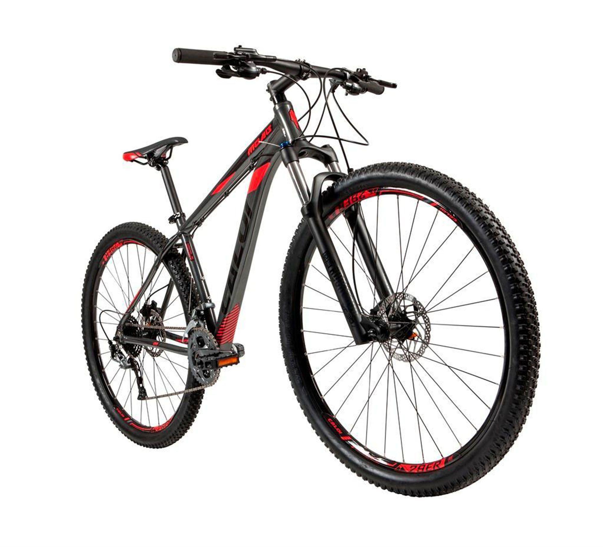 Bicicleta Aro 29 Moab 27v Alvio Cinza 2020 - CALOI