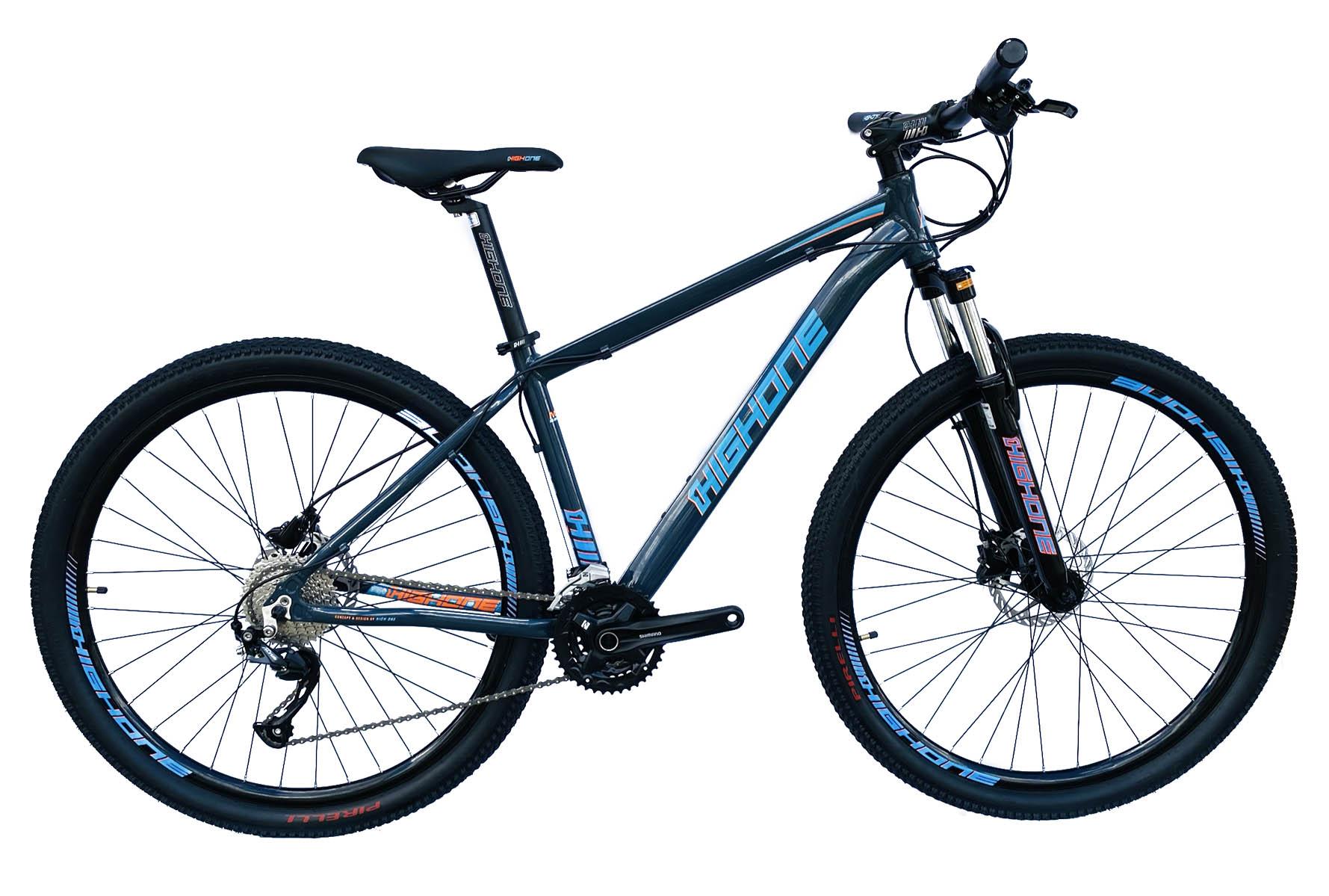 Bicicleta Aro 29 Next High One 27v Altus Freio Hidraulico Susp Trava Ombro