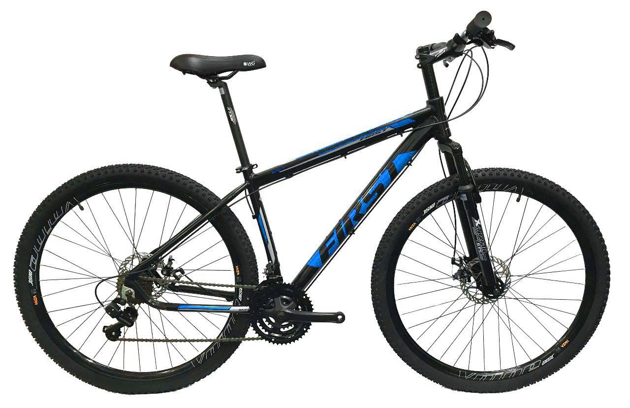Bicicleta Aro 29 Smitt First 21v Cambios Shimano Freio Disco