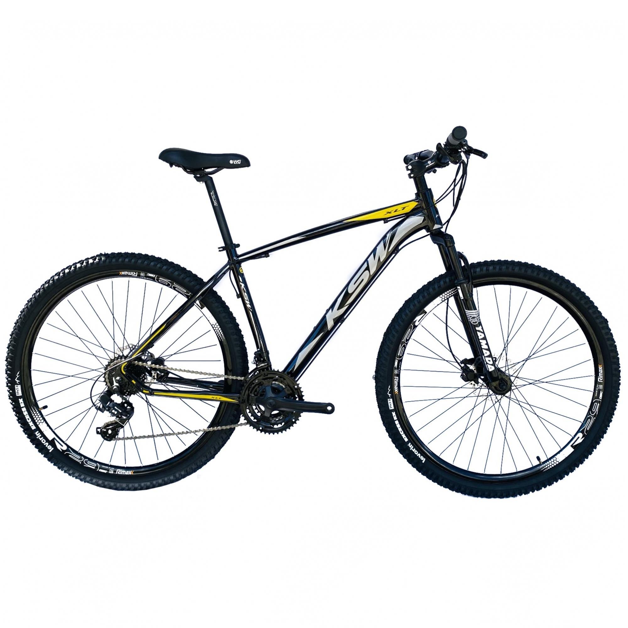 Bicicleta Aro 29 XLT 24v Cambios  Shimano Freio Hidraulico  - KSW