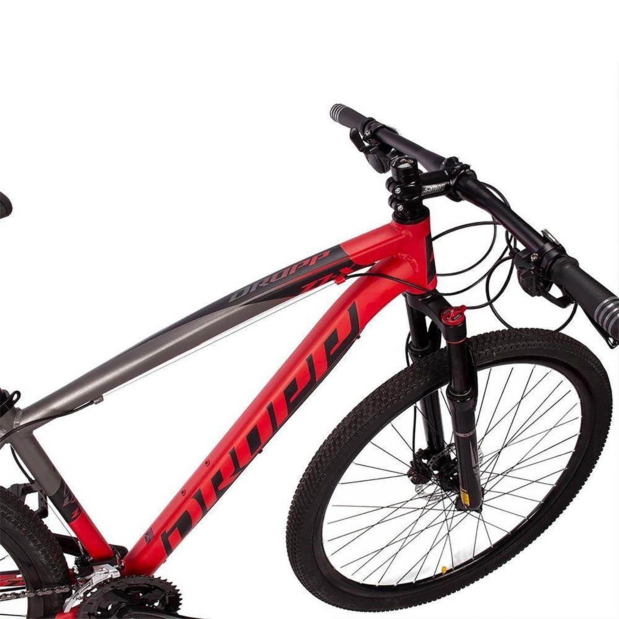 Bicicleta Aro 29 Z7-X 27v Freio Hidráulico - Dropp