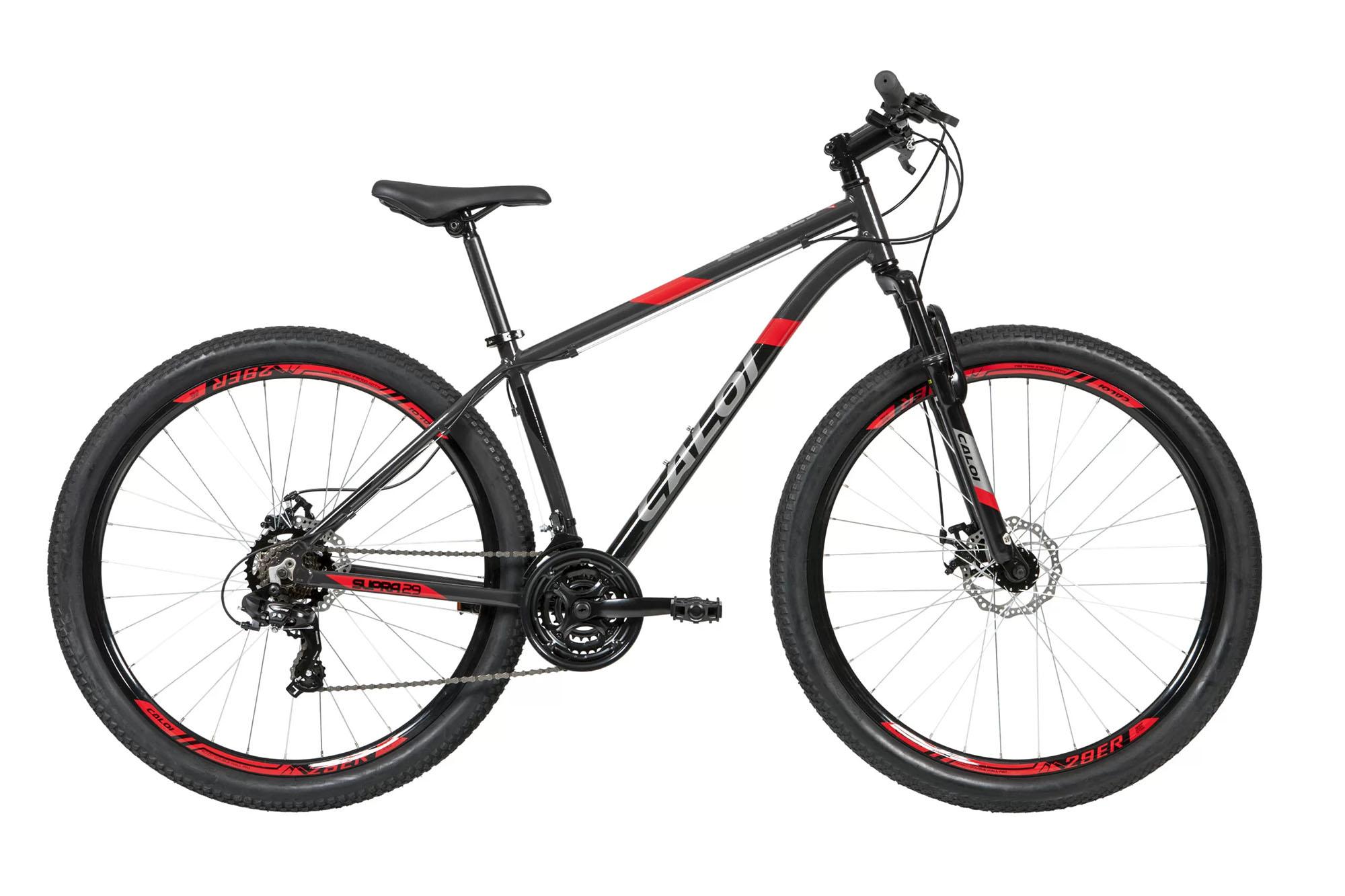 Bicicleta Caloi Supra 21v