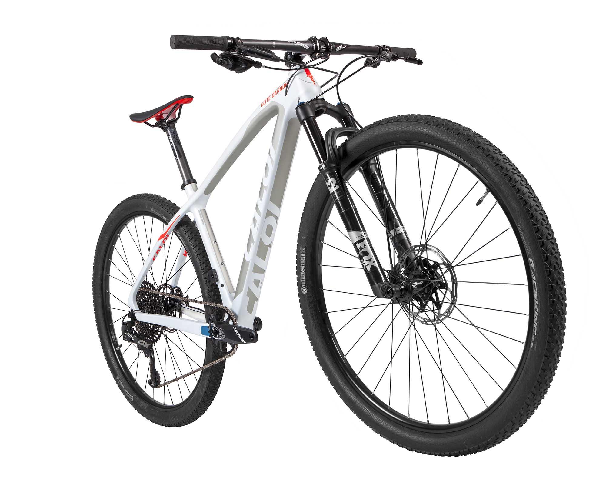 Bicicleta Elite Carbon Racing Tamanho G - Caloi