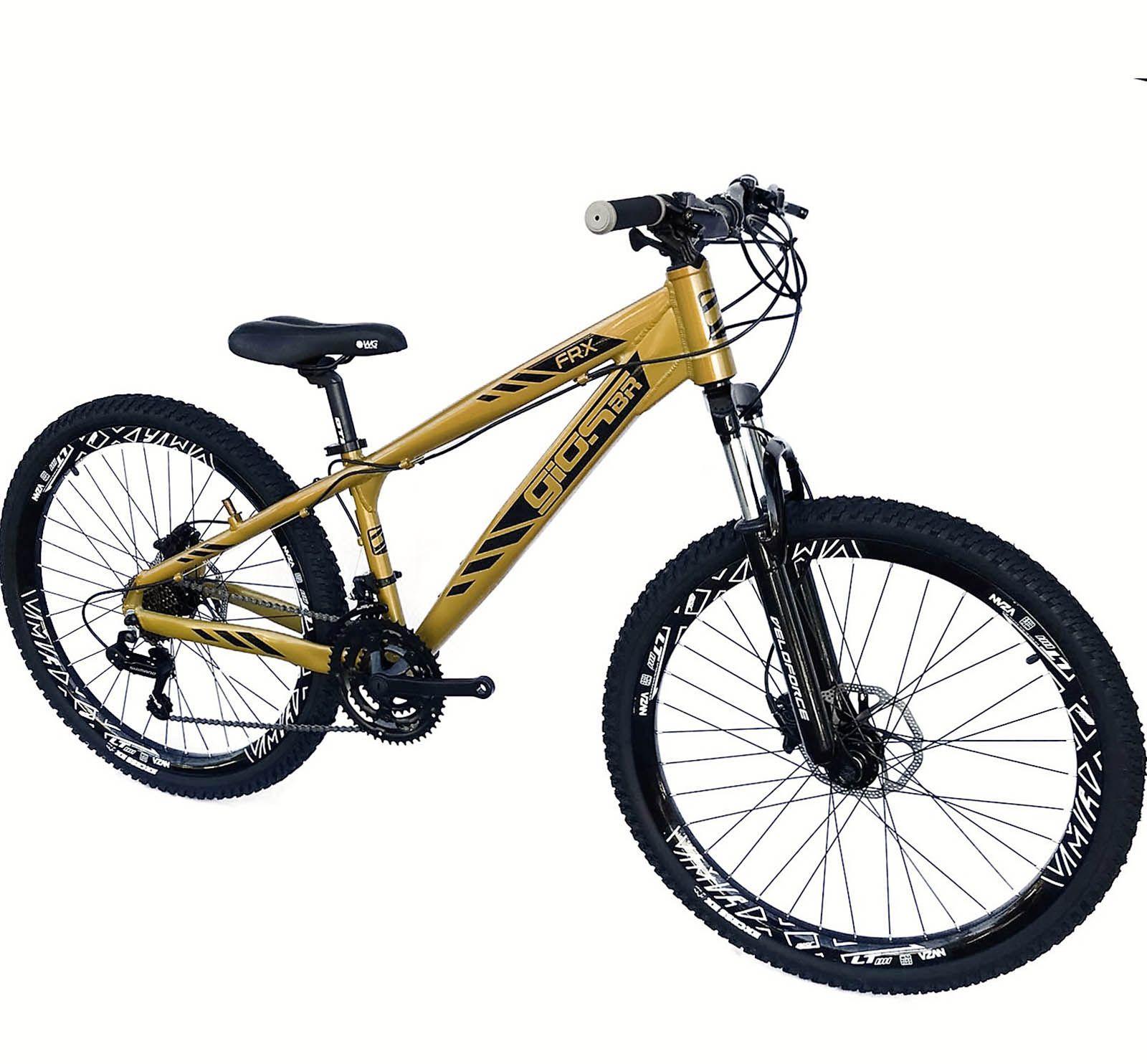 Bicicleta Gios Frx 2018 21v Cambios Shimano Freio Hidraulico GTS Garfo 29