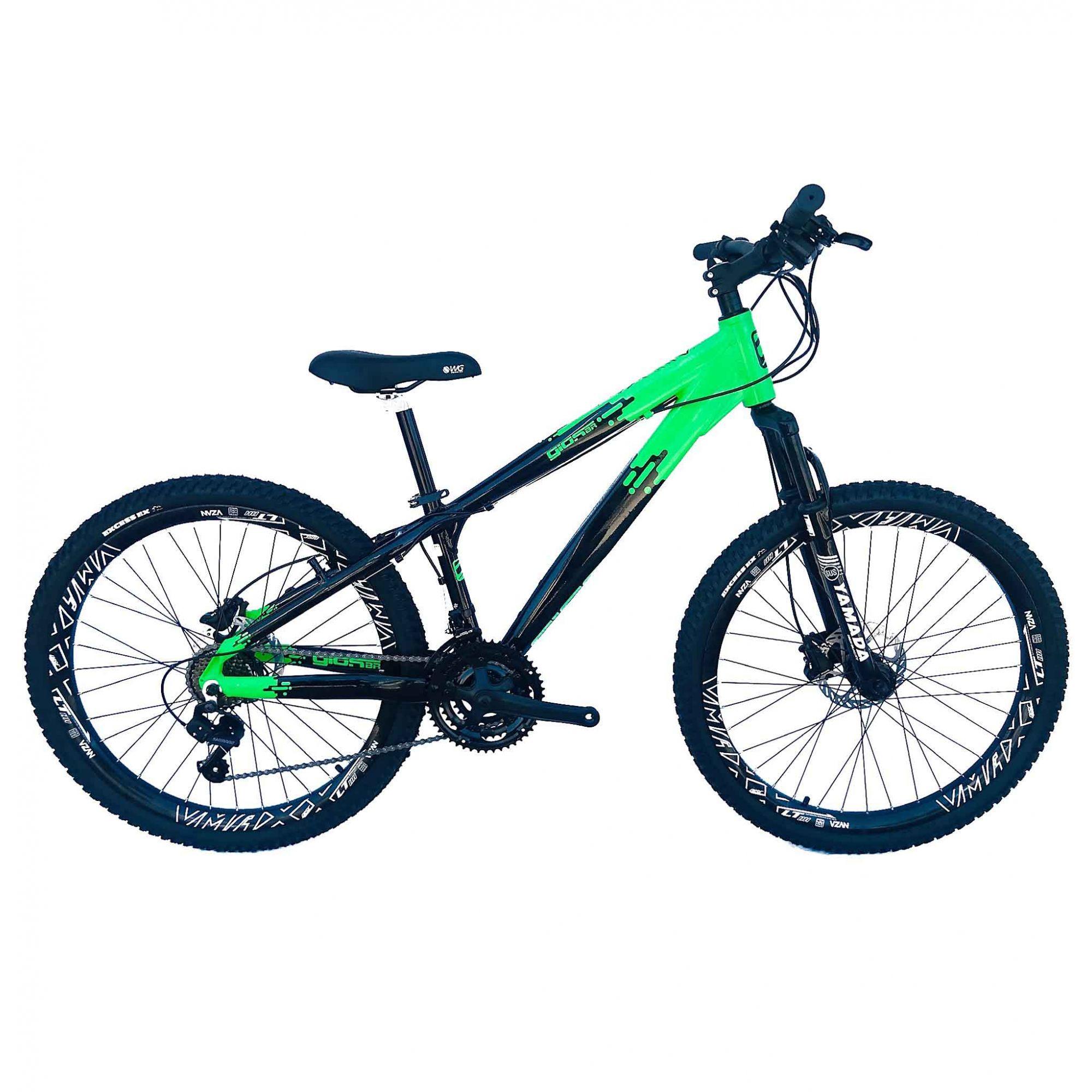 Bicicleta Gios Frx 3ª Geração 21v Cambios Shimano Freio Hidraulico  Garfo 29