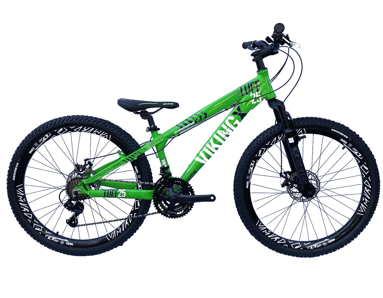 Bicicleta Viking 21v Cambio Shimano Freio A Disco