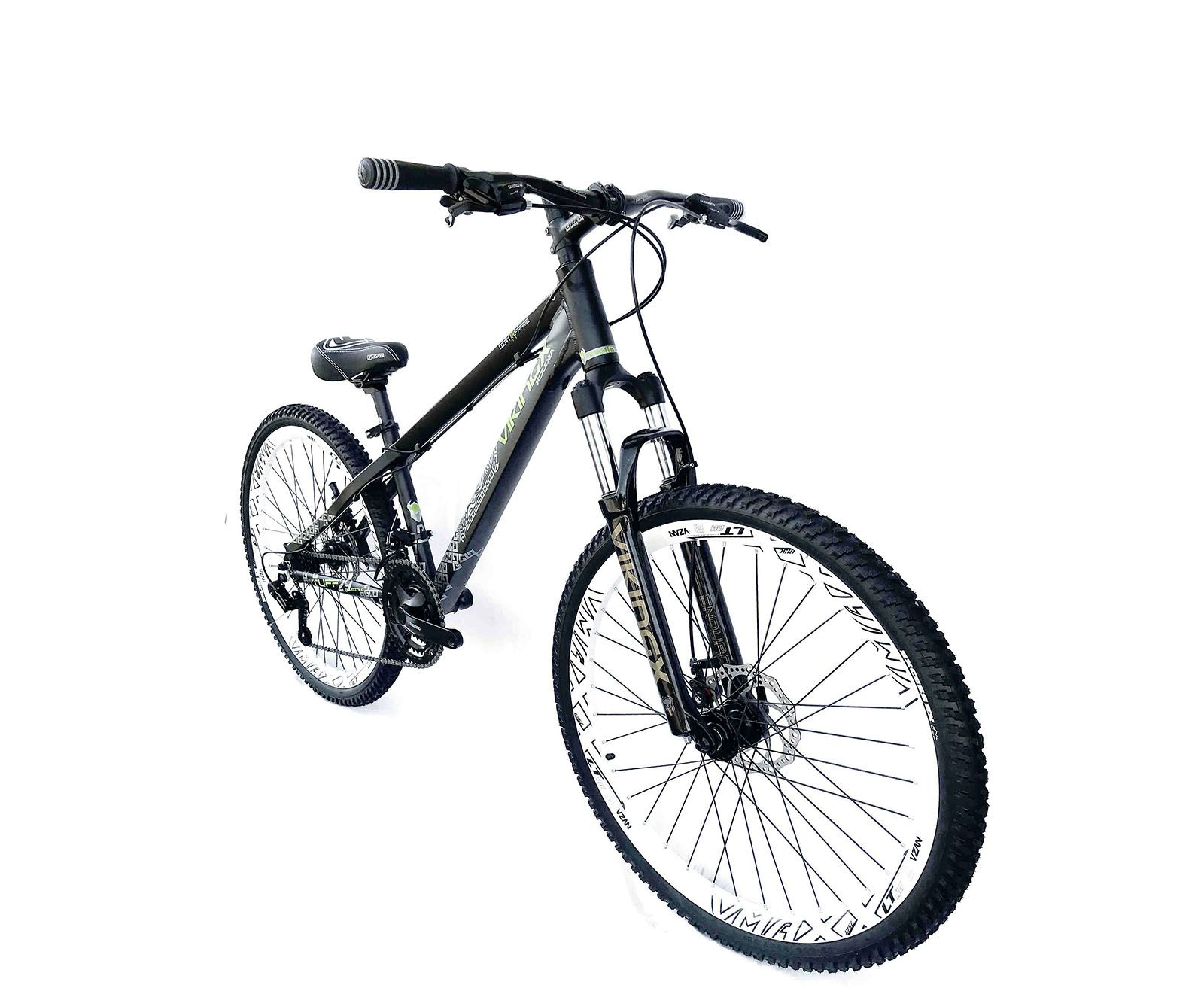 Bicicleta Viking Tuff 29 21v  Shimano Freio A Disco Aro Vmaxx Garfo Viking