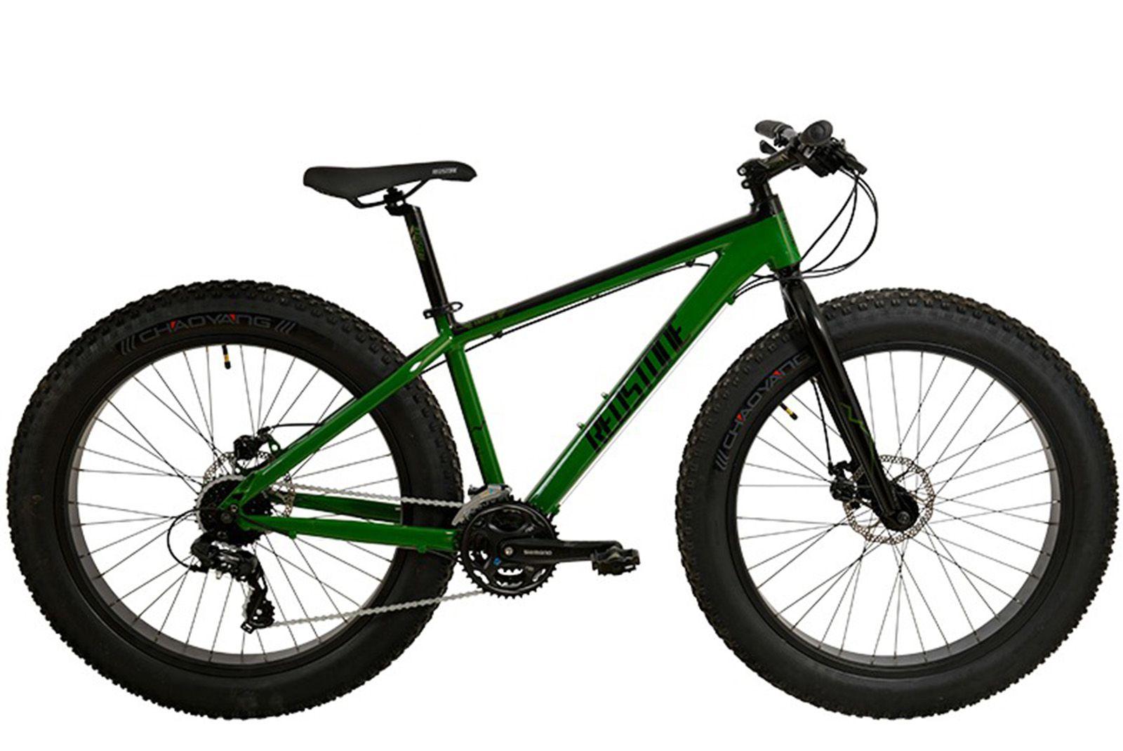 Bike 26 FatBoy 24v TM 16 Verde Militar - Redstone