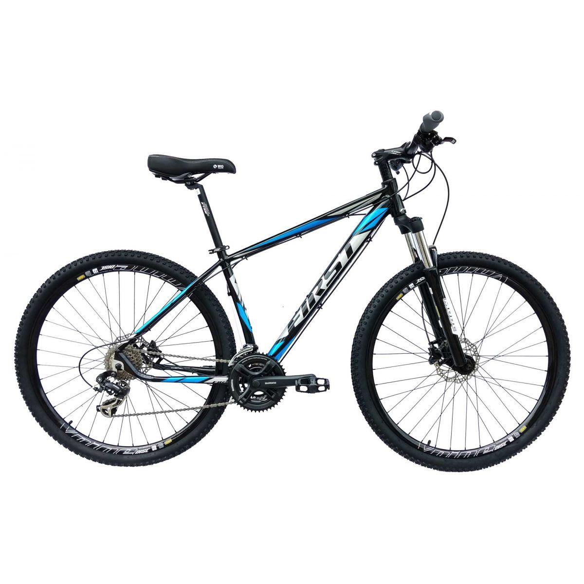 Bike 29er First Austen 24v Shimano Freio Disco Hidraulico