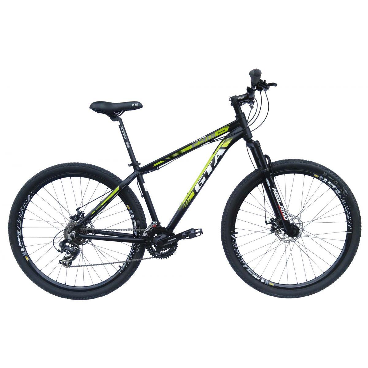 Bike 29er Gta NX9 24v Shimano Freio a Disco