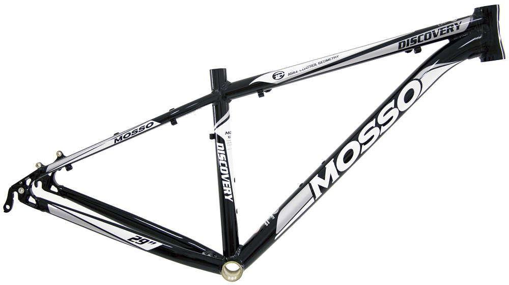Bike 29er Mosso Discovery 24v Shimano Freio a Disco