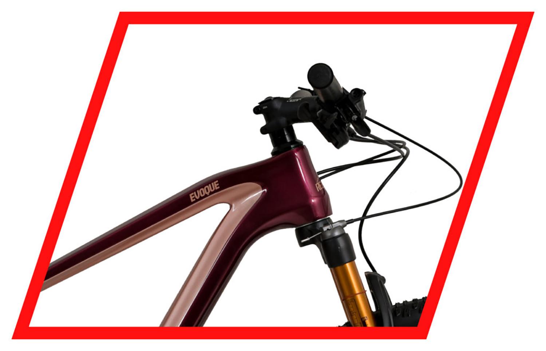 Bike Aro 29 Carbono Evoque Plus 12v SLX - Redstone