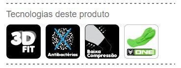 BRETELLE CICLISMO NEO CLASSIC PRETO - FREE FORCE