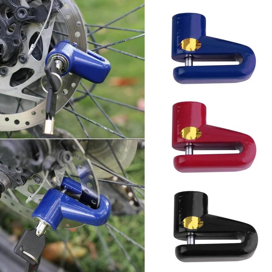 Cadeado Trava para freio a disco Bike ou Moto