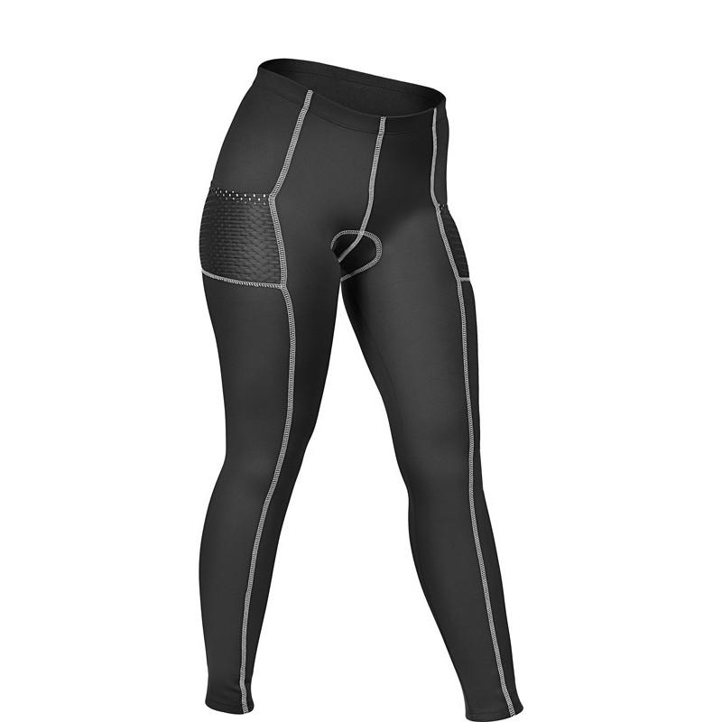 Calça de ciclismo feminina Flex feminina