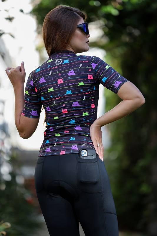 Calça Feminina Ciclismo Legend Preto - Ciclopp