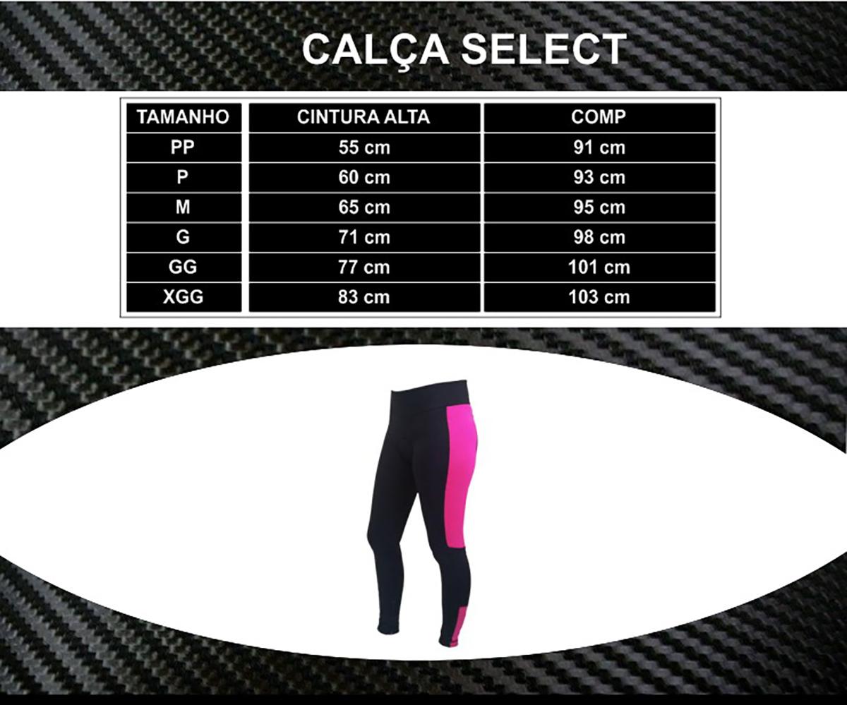 Calça Feminina Ciclismo Select - Ciclopp