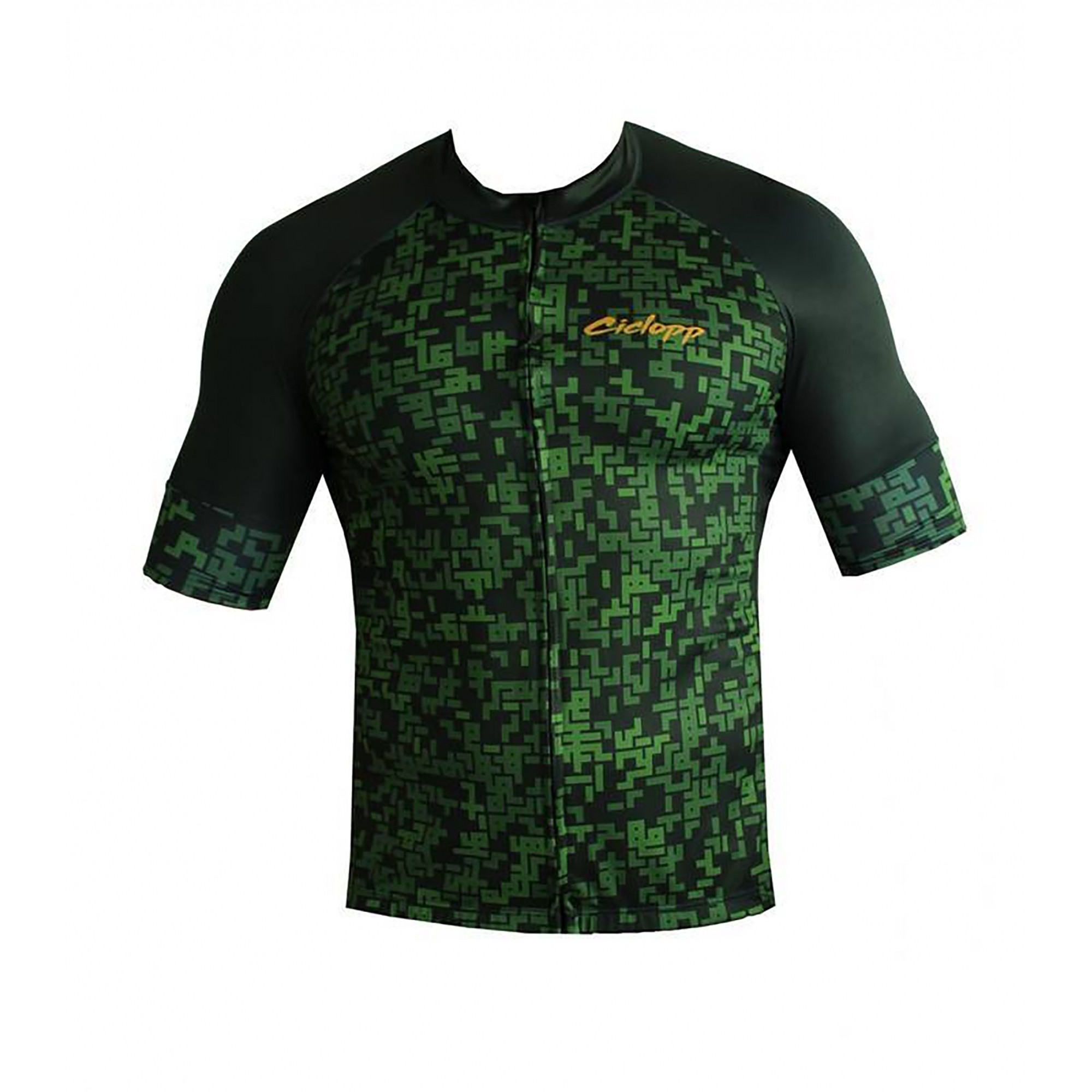 Camisa Ciclismo Army - Ciclopp
