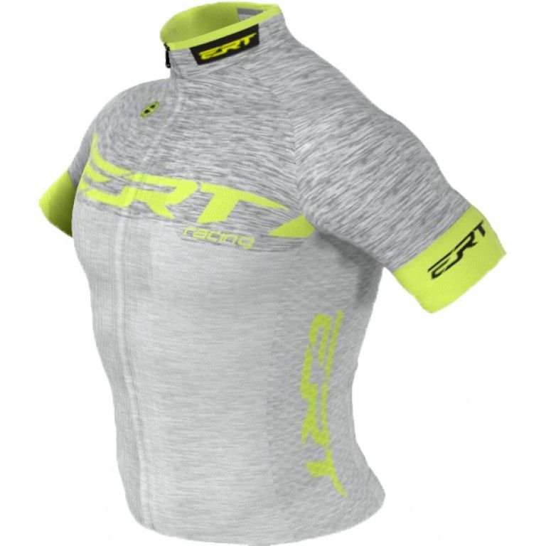 Camisa Ciclismo Elite Racing Prata - ERT