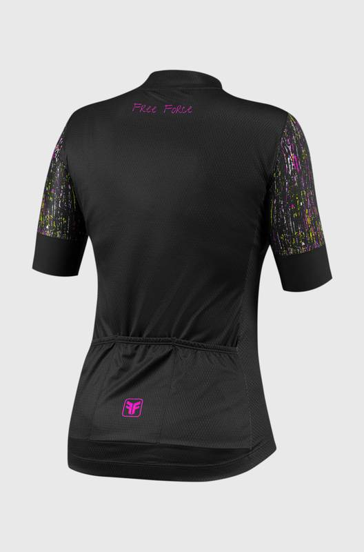 Camisa Ciclismo Feminina Draft - Free Force