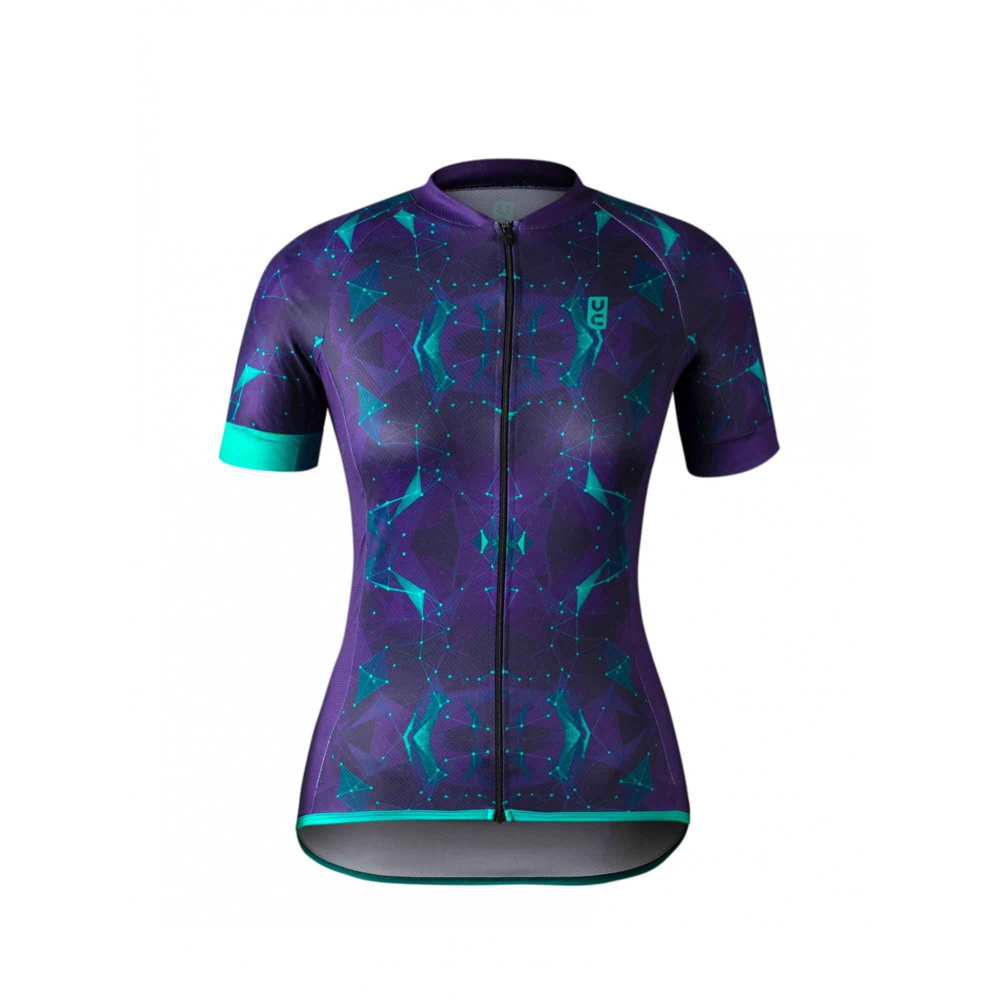 Camisa Ciclismo Feminina Future Vector  - Ultracore
