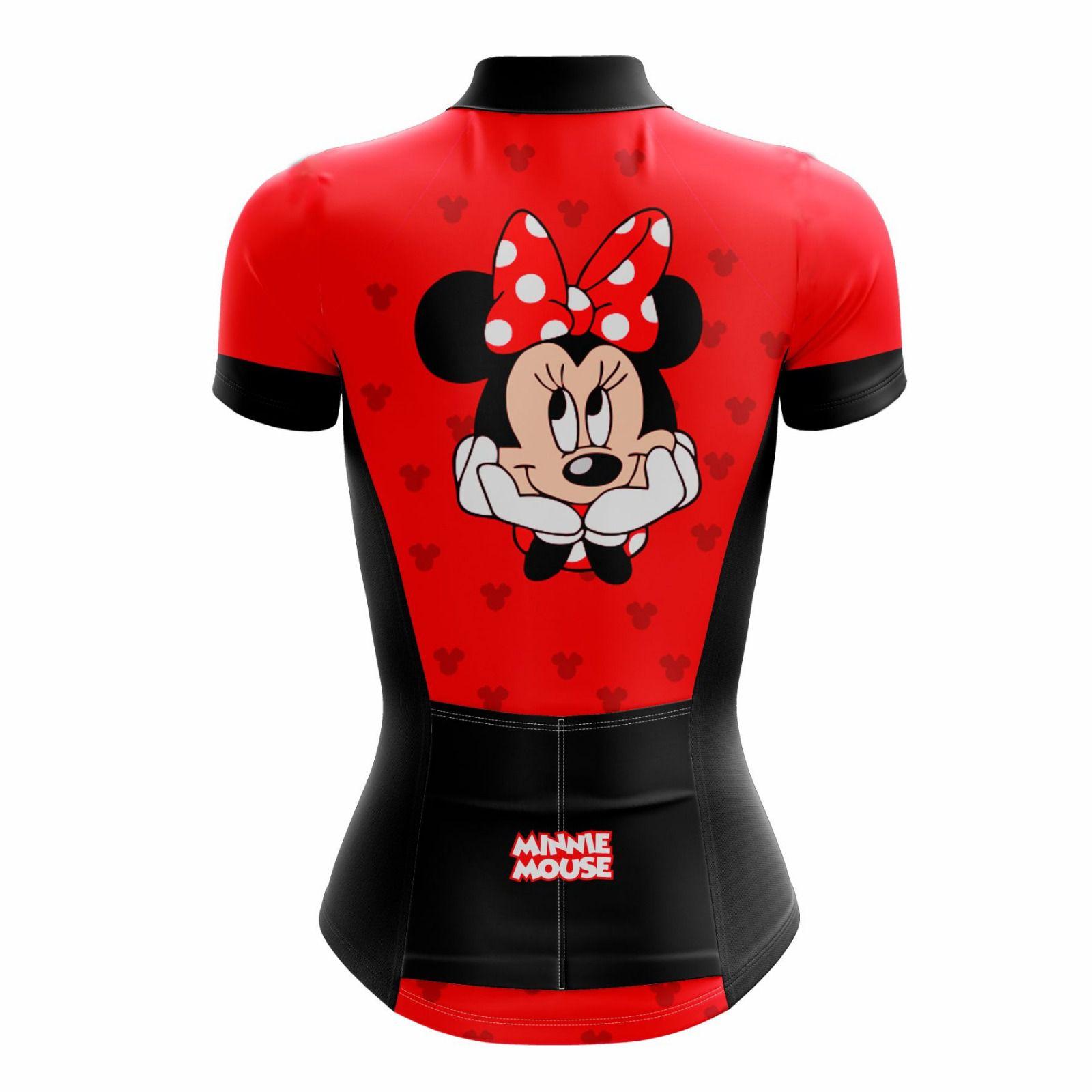Camisa Ciclismo Feminina Looney Tunes Minnie - Scape
