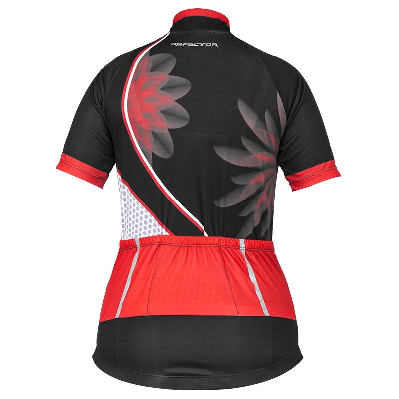 Camisa ciclismo feminina Lotus original refactor