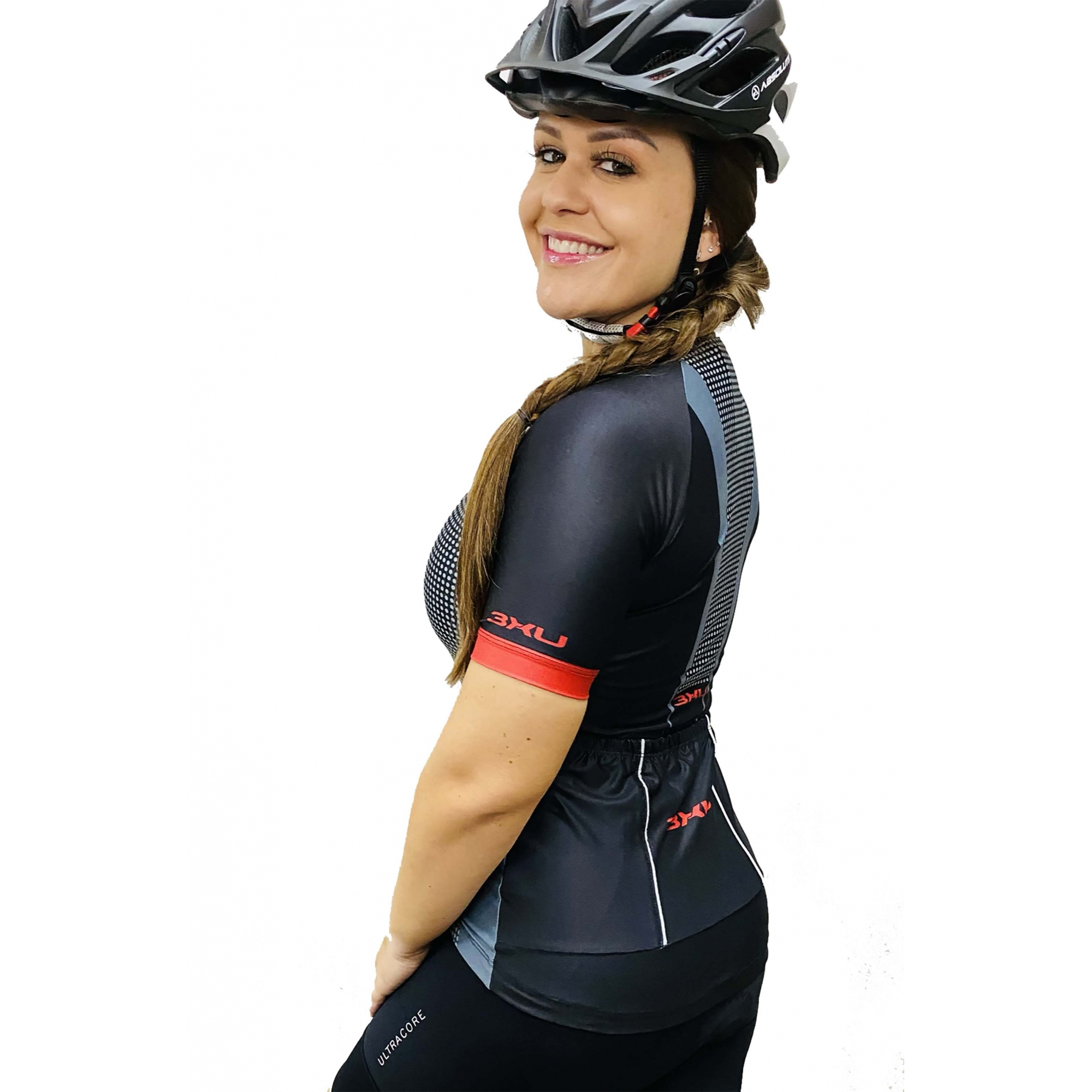 Camisa Ciclismo Feminina Targa  - Refactor