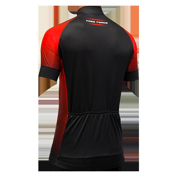 Camisa Ciclismo Masculina Horizon - Free Force