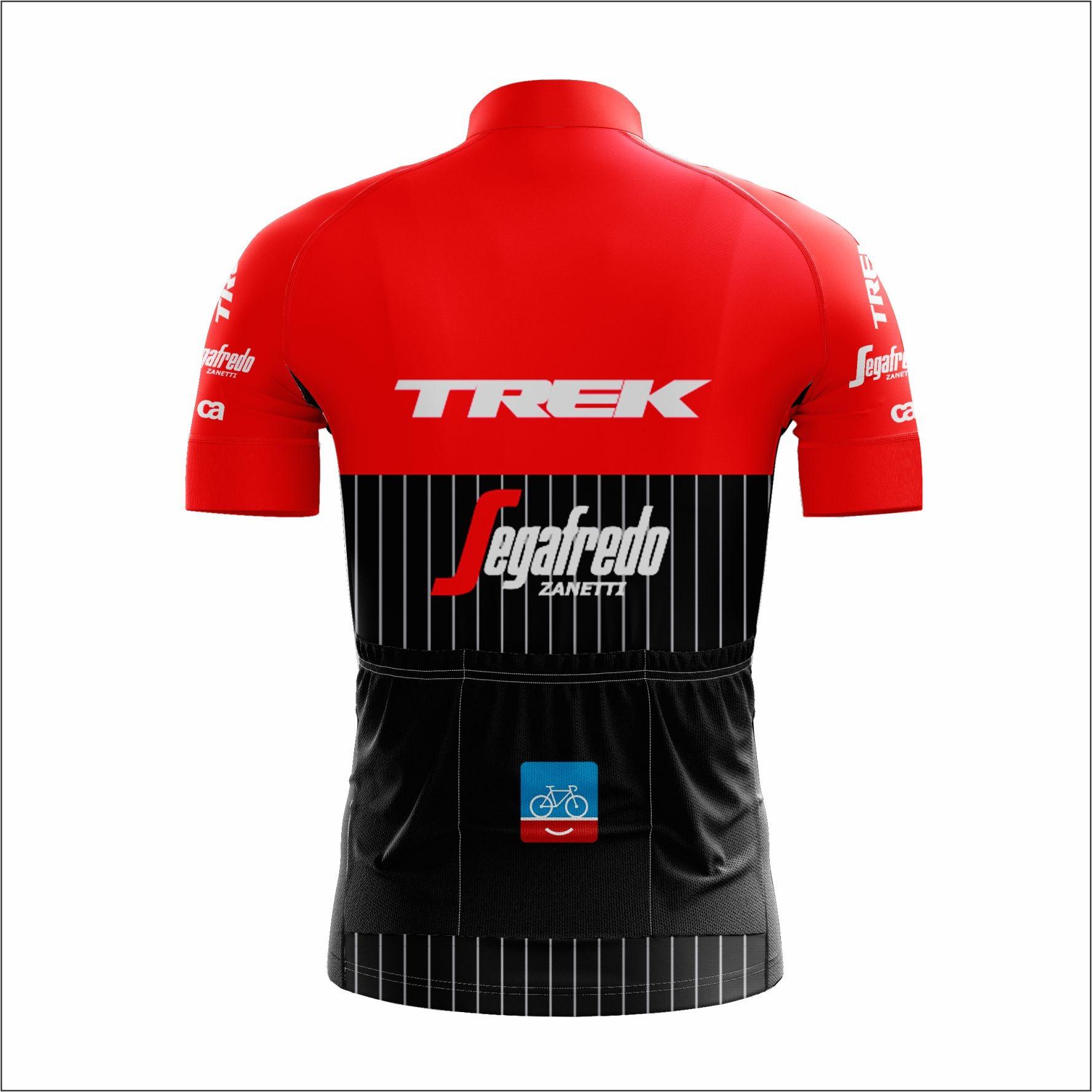 Camisa Ciclismo Masculina TREK c/ Proteção UV - SCAPE