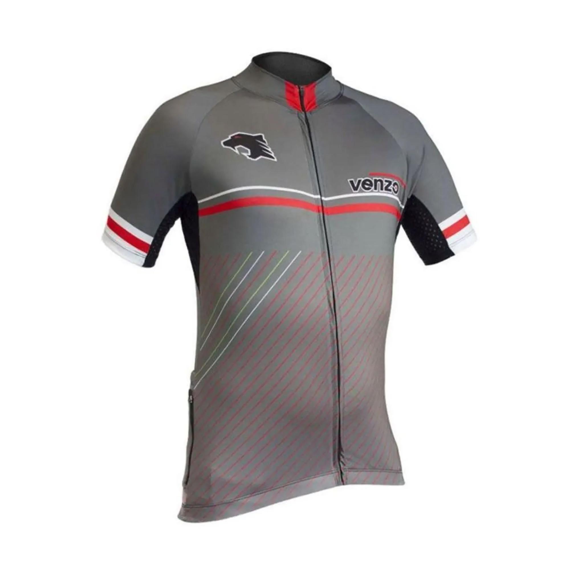 Camisa Ciclismo Masculina Viper Venzo  - Refactor