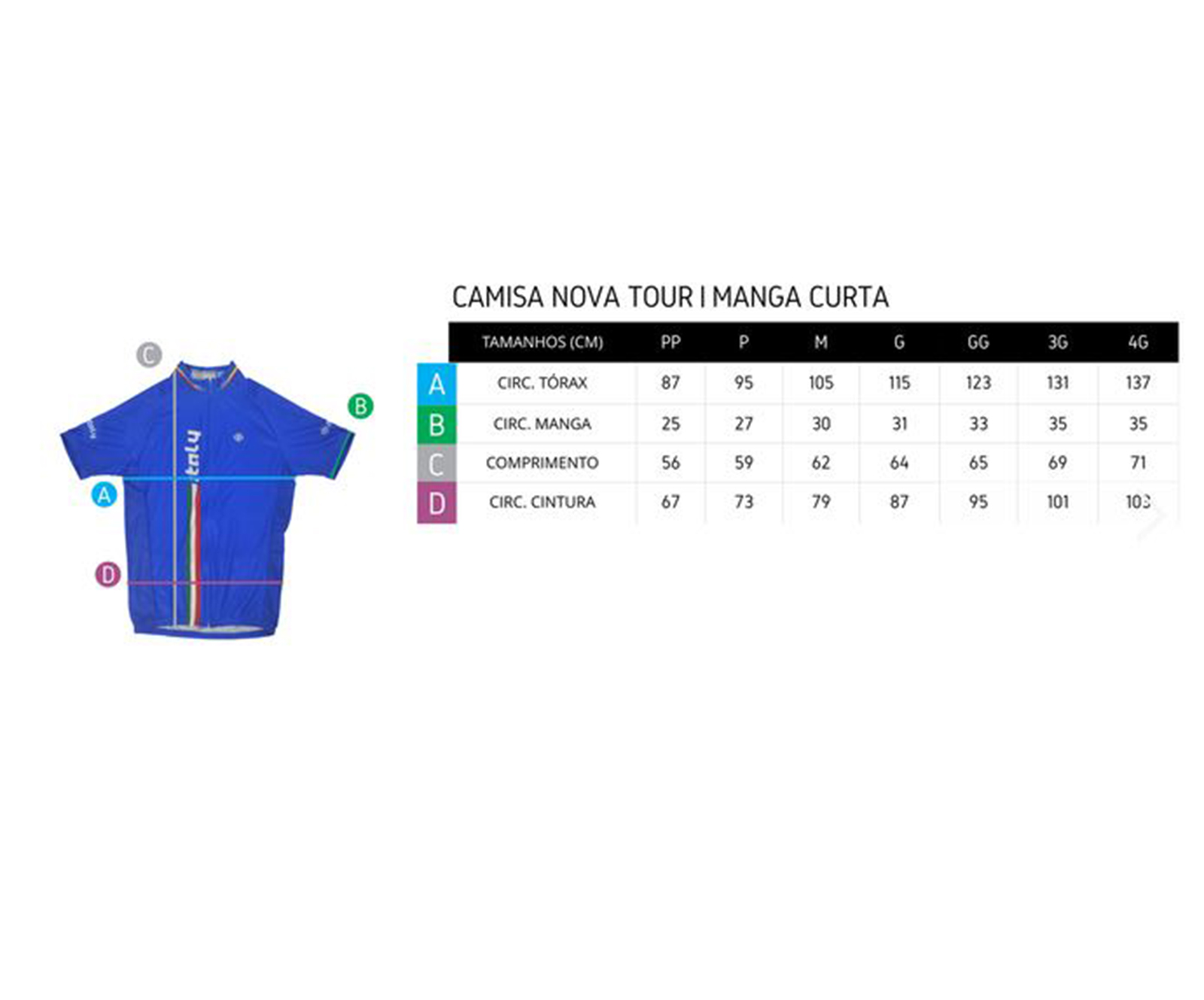 Camisa Ciclismo Nova Tour Strip Green - ERT