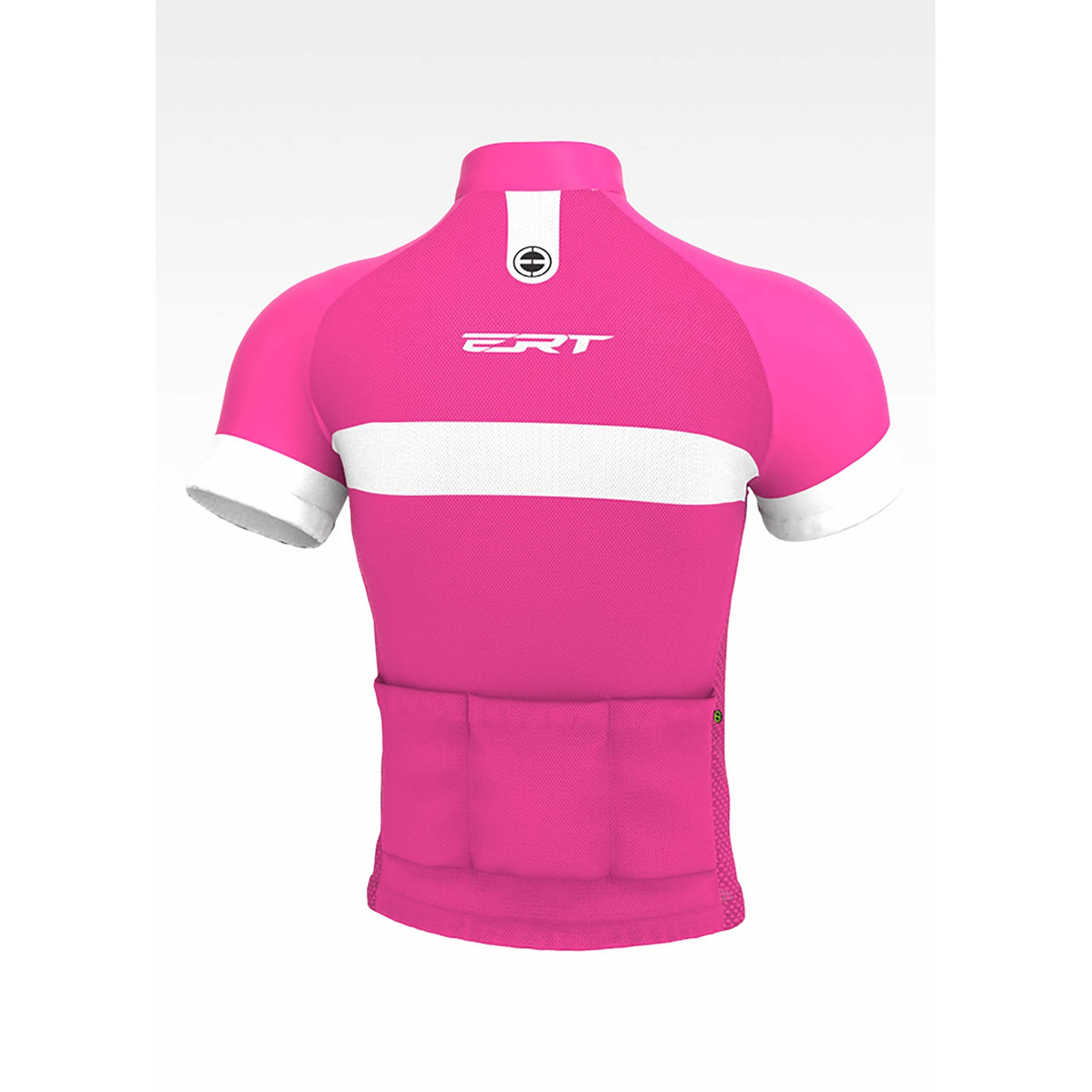 Camisa Ciclismo Nova Tour Strip Pink - ERT
