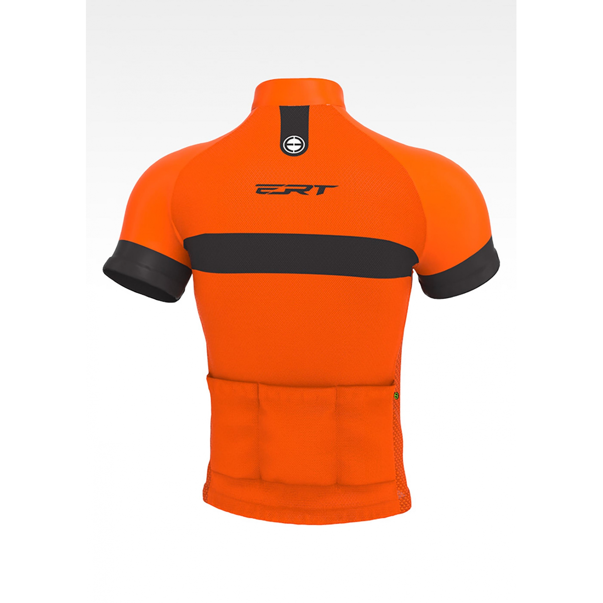 Camisa Ciclismo Nova Tour Strip Orange - ERT