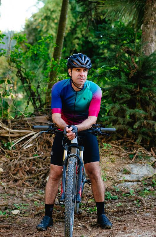 Camisa Ciclismo Sport Virtuo Free Force