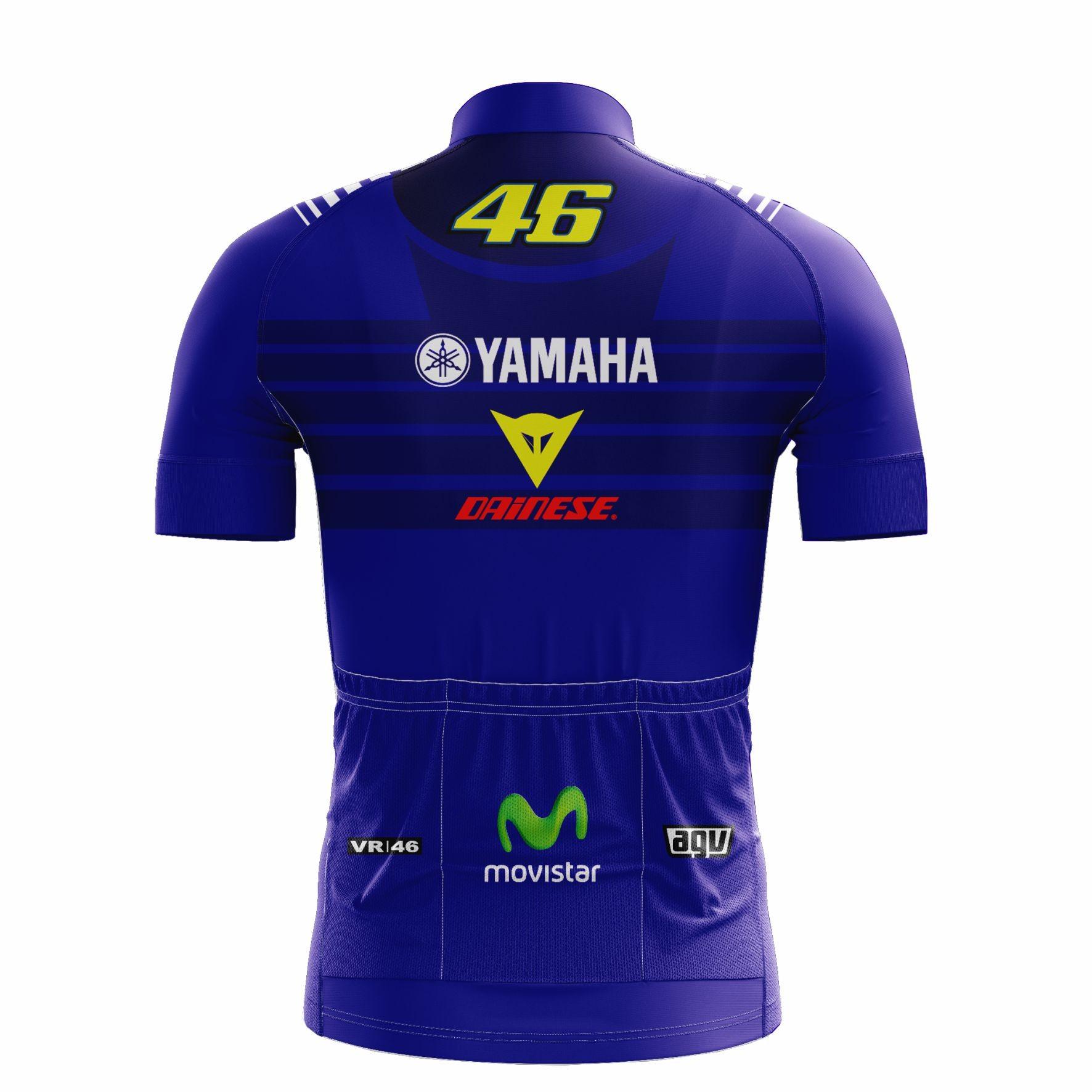 Camisa Ciclismo Valentino Rossi - Scape