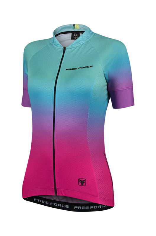 Camisa Ciclismo Mirage - Free Force