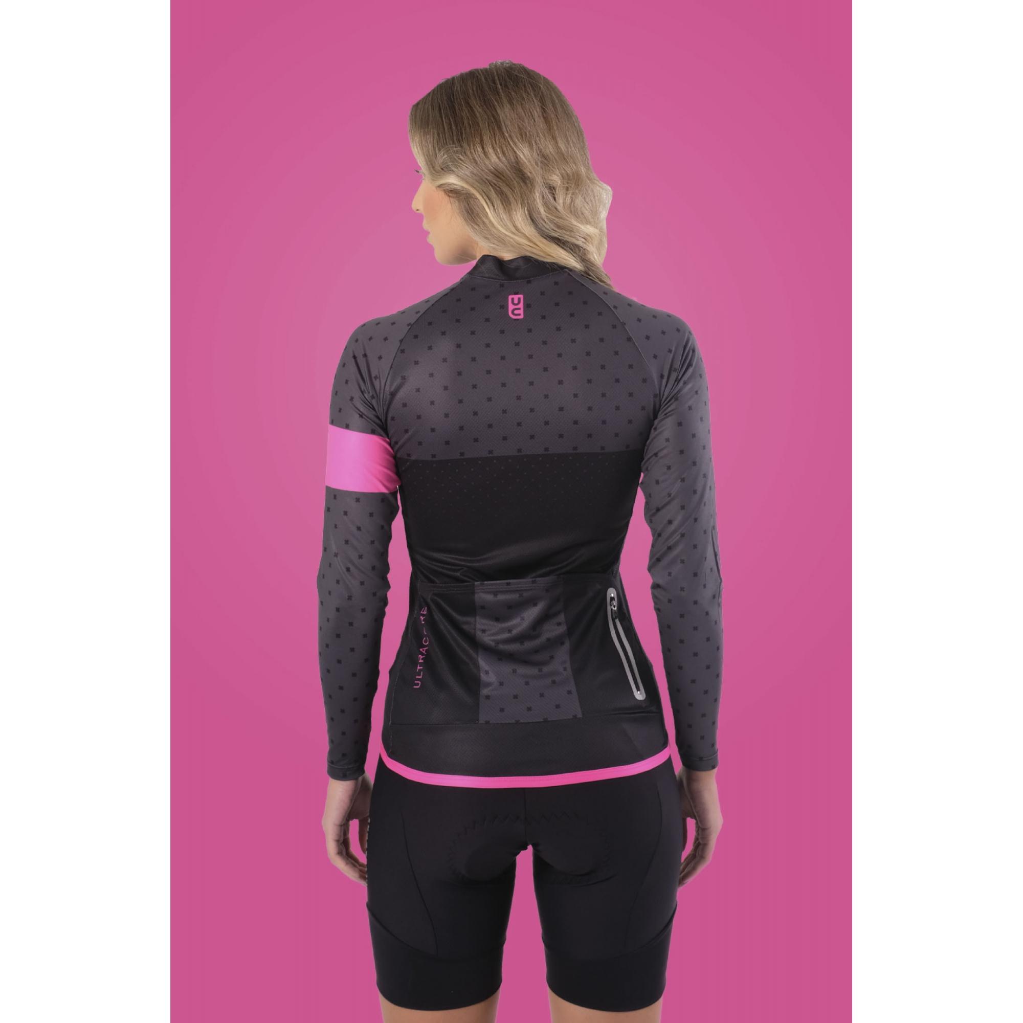 Camisa Feminina Ciclismo Spicy - Ultracore