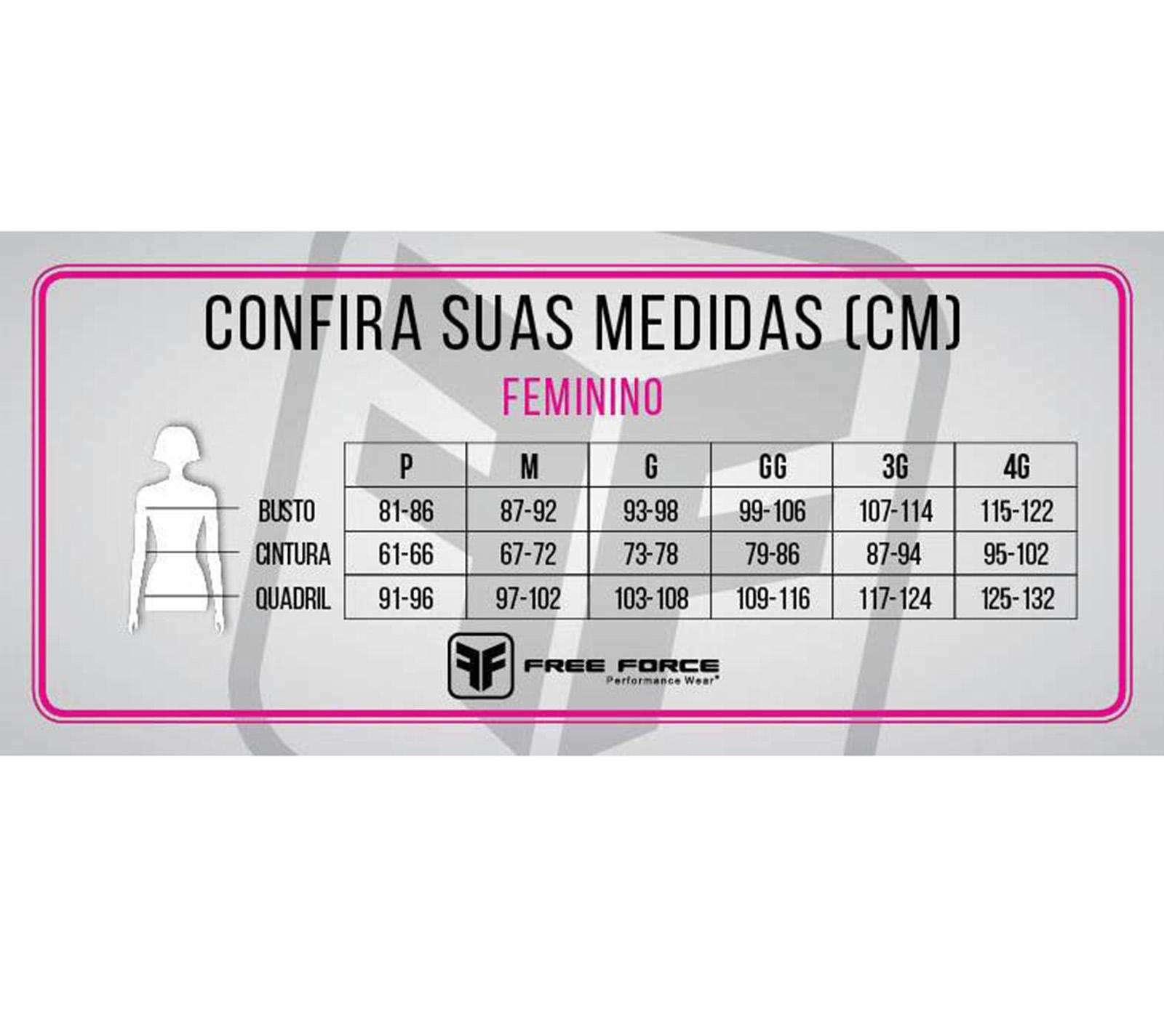 Camisa Feminina Ciclismo Sport Flaw Manga Longa - Free Force