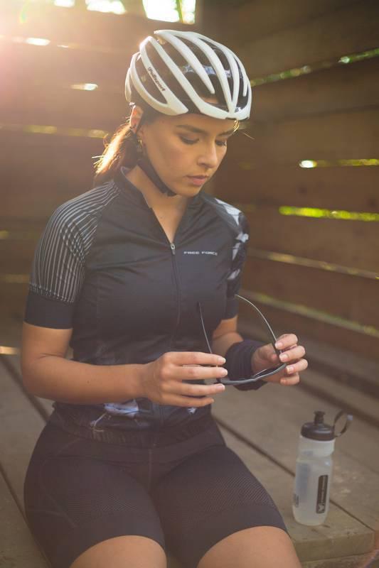 Camisa Feminina Ciclismo Sport Hibis - Free Force