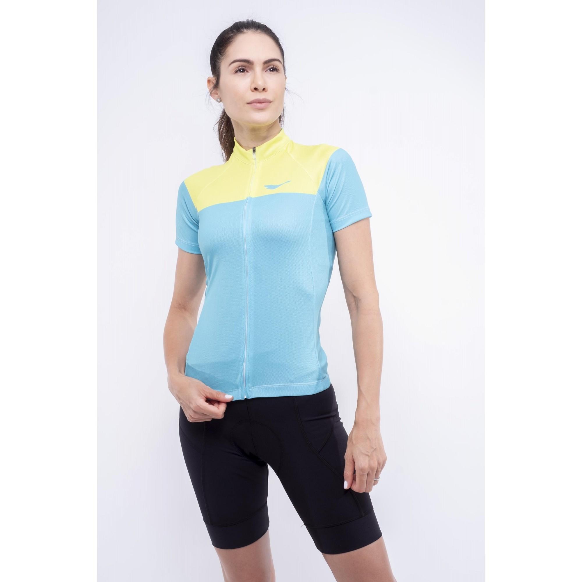 Camisa Feminina Lemon c/ Proteção UV - Scape