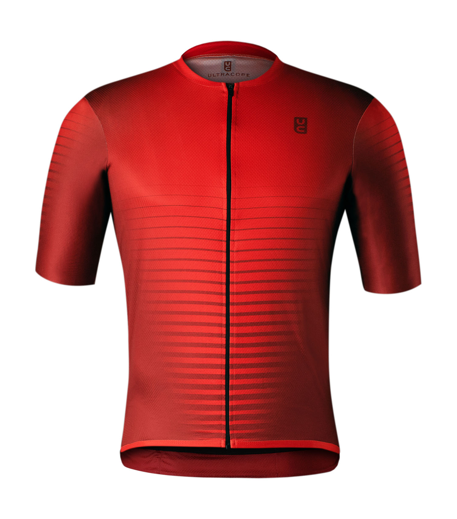 Camisa Masculina Ciclismo RED  - Ultracore